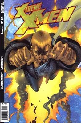 X-Treme X-Men (2002-2005) (Grapa) #24