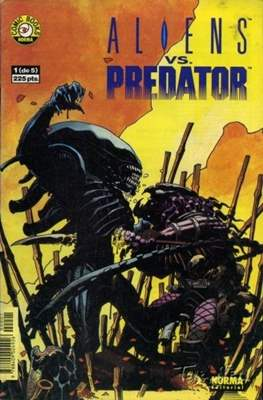 Aliens vs. Predator (Grapa 36 pp) #1