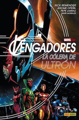 Vengadores: La Cólera de Ultrón (2015). Marvel OGN