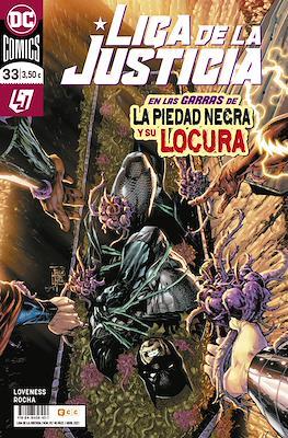 Liga de la Justicia. Nuevo Universo DC / Renacimiento (Grapa) #111/33