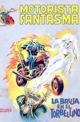 Motorista Fantasma (Grapa. 36 pp) #6