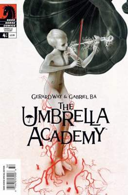 The Umbrella Academy (Comic-Book) #4