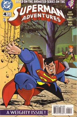 Superman Adventures (Comic-book) #4