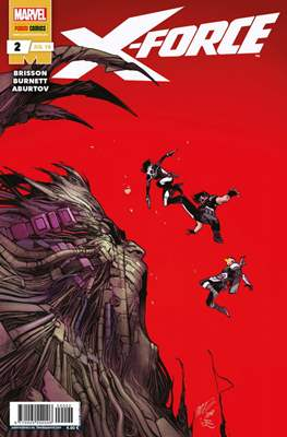 X-Force (2019-) (Grapa 64 pp) #2