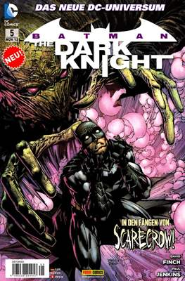 Batman. The Dark Knight (Heften) #5