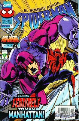 Spider-Man Vol. 2 (Grapa) #1