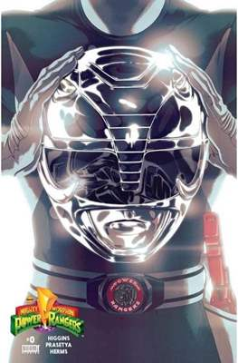 Mighty Morphin Power Rangers (Comic Book) #0.5