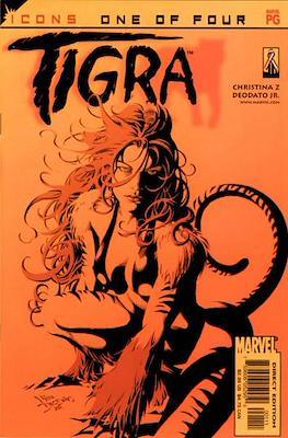 Tigra (2002) #1