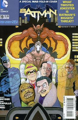 Batman Vol. 2 (2011-2016 Variant Covers) (Comic Book) #19