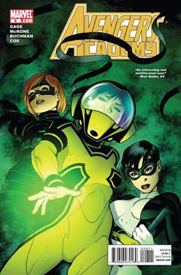 Avengers Academy (2010-2013) (Comic-Book) #8