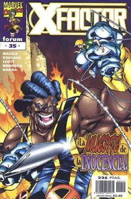 X-Factor Vol. 2 (1996-1999) (Grapa 24 pp) #35