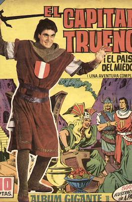 El Capitán Trueno. Album gigante (Grapa 32 pp) #18