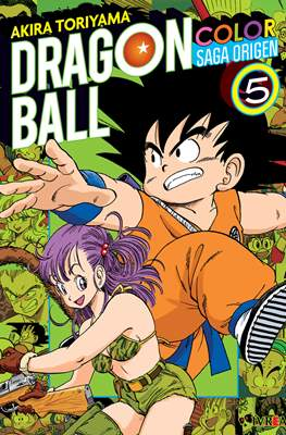 Dragon Ball Color: Saga Origen (Rústica) #5
