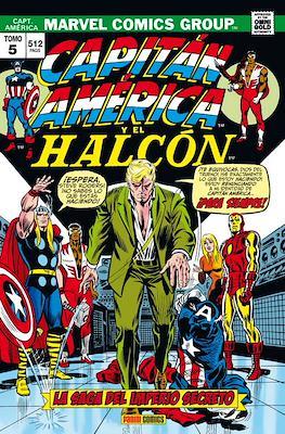 Capitán América. Marvel Gold (Omnigold) (Cartoné) #5
