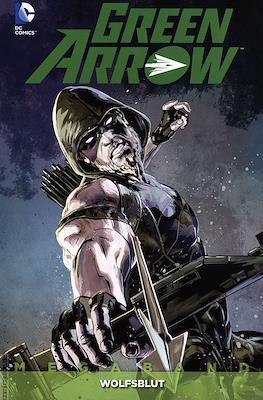 Green Arrow Megaband #4