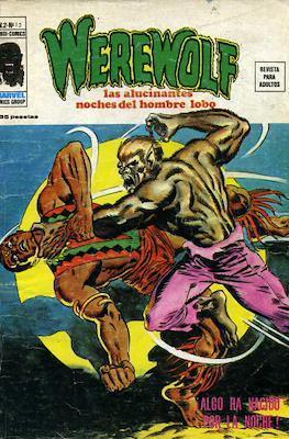 El Hombre Lobo / Werewolf (1974-1976) #15