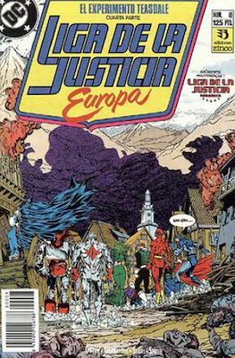 Liga de la Justicia Europa #8