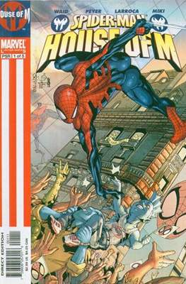 Spider-Man: House of M (Comic-Book) #1