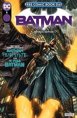 Batman Special Edition - Free Comic Book Day 2021