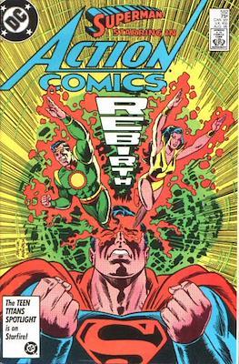 Action Comics Vol. 1 (1938-2011; 2016-) (Comic Book) #582