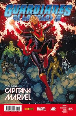 Guardianes de la Galaxia (2013-) (Grapa) #15