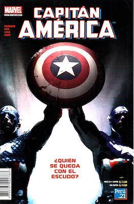 Capitán América: ¿Quién se queda con el escudo?