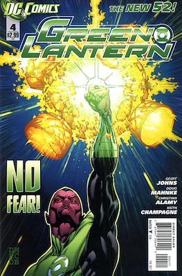 Green Lantern Vol. 5 (2011-2016) #4