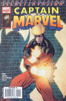 Captain Marvel Vol. 6 (2008) (Comic Book) #5