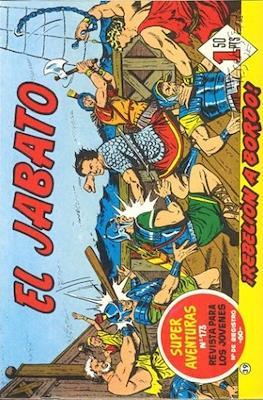 El Jabato. Super aventuras #39