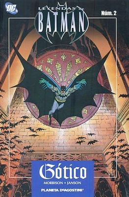 Batman. Las leyendas de Batman (Rústica 144 pp) #2