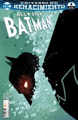 All-Star Batman. Renacimiento (Grapa) #4