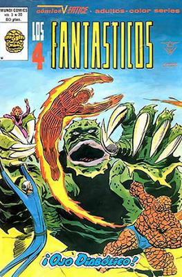 Los 4 Fantásticos Vol. 3 (1977-1980) (Grapa 44 pp) #30