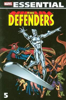 Marvel Essential: Defenders (Softcover) #5