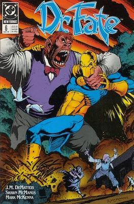 Doctor Fate Vol 2 (1988-1992) #6