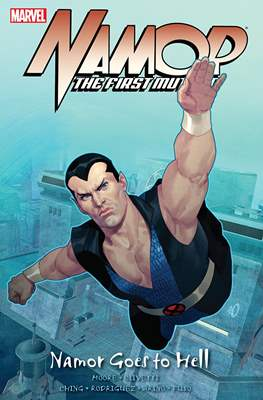 Namor: The First Mutant (2010-2011) (Softcover 120-172 pp) #2