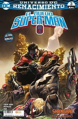 El nuevo Super-Man. Renacimiento (Rústica 136 pp) #3