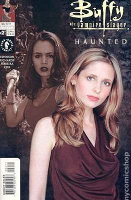 Buffy the Vampire Slayer: Haunted (2001-2002) (Comic Book) #2