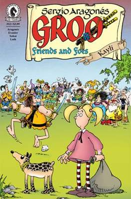 Groo Friends and Foes (2015-2016) (Grapa) #12