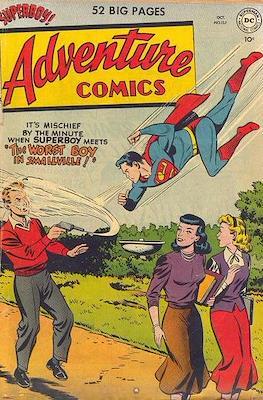 New Comics / New Adventure Comics / Adventure Comics (1935-1983; 2009-2011) (Saddle-Stitched) #157