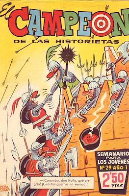 El Campeón (1960) (Grapa) #29