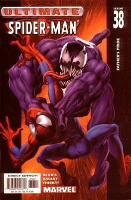 Ultimate Spider-Man (2000-2009; 2011) (Comic-Book) #38