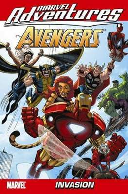 Marvel Adventures The Avengers (Trade Paperback) #10