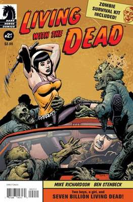 Living with the dead (Comic-book) #2