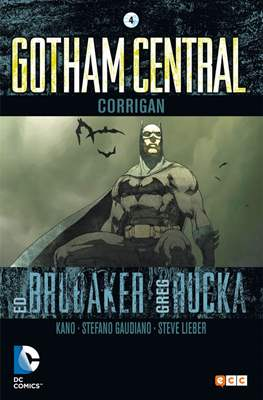 Gotham Central (Cartoné) #4