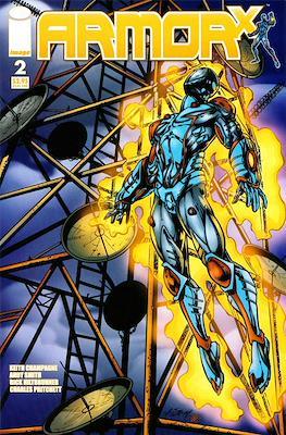 Armor X (Comic book) #2