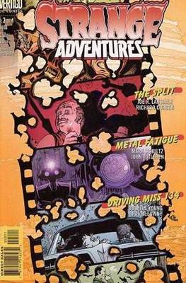 Strange Adventures (Comic Book. 1999 - 2000) #3