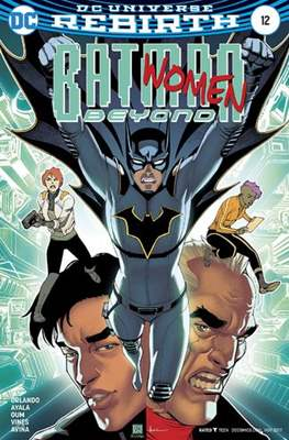 Batman Beyond (Vol. 6 2016-...) (Comic Book) #12