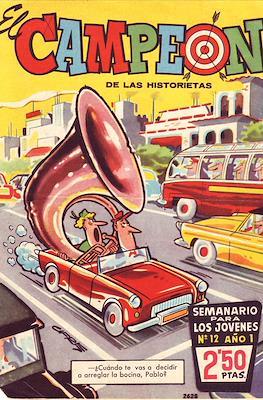 El Campeón (1960) (Grapa) #12