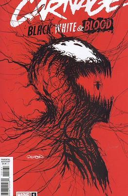 Carnage: Black, White & Blood (Variant Cover)