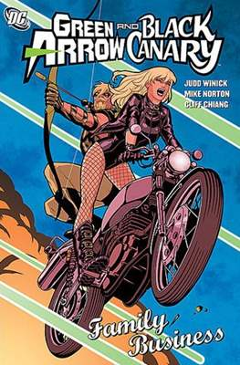 Green Arrow and Black Canary #2